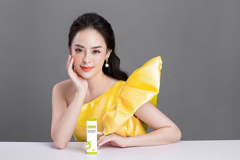 Kem chống nắng Begen Premium Stem Cell