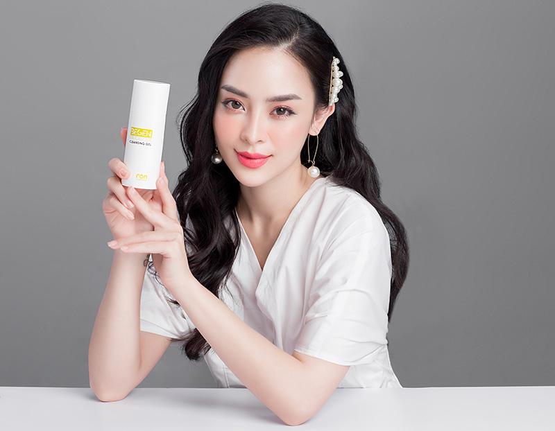 sữa rửa mặt Begen Premium Cleansing Gel cho da nhạy cảm
